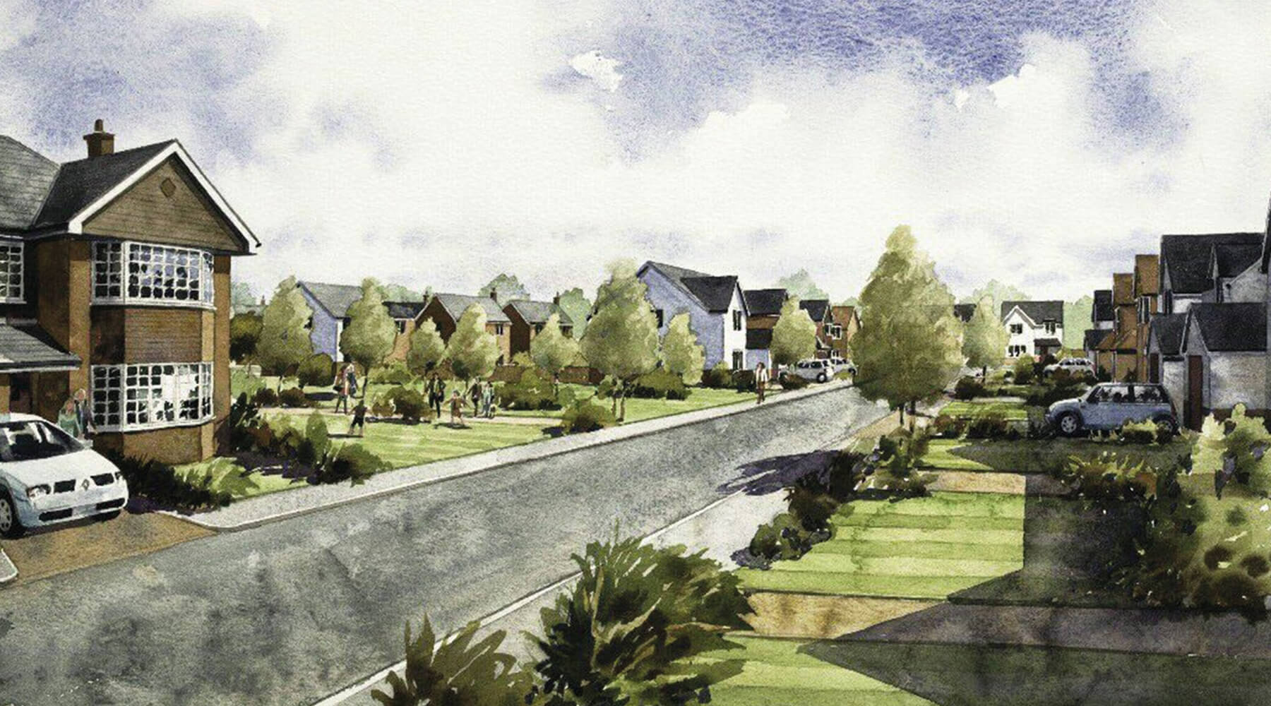 NESCOT's housing plans approved