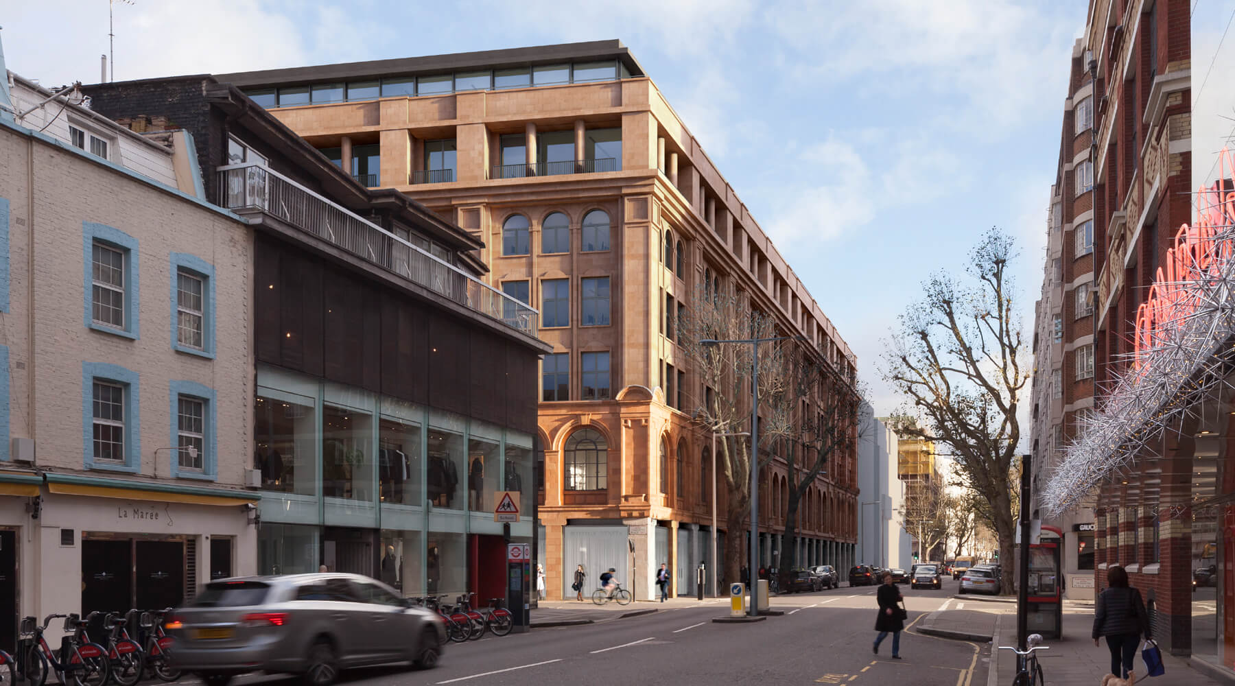 Approval for linked sites in RBKC
