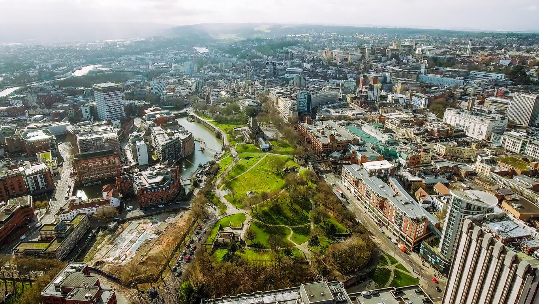 Bristol: Aerial View