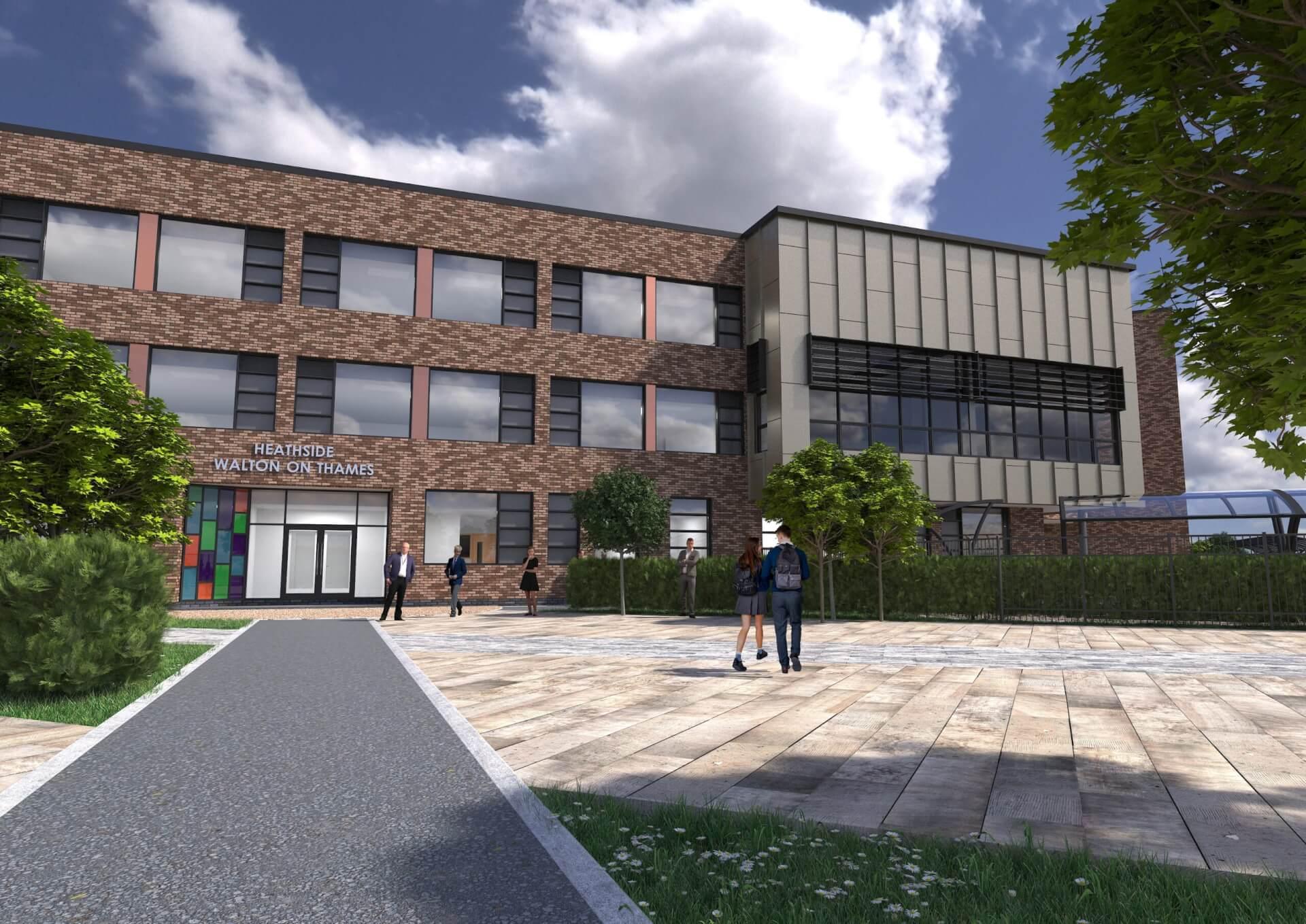 Cratus part of project team delivering new School in Elmbridge