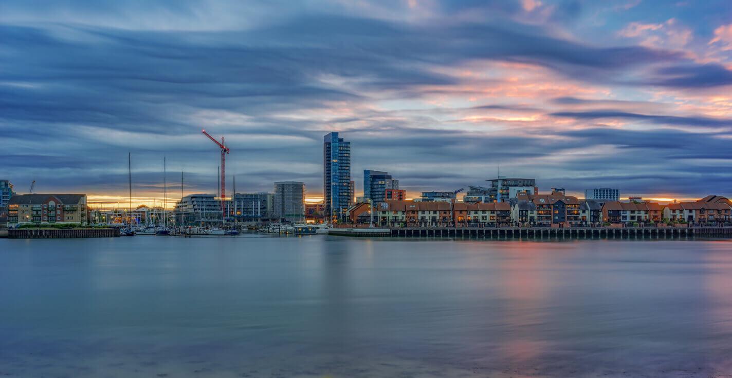 Economic recovery in Southampton