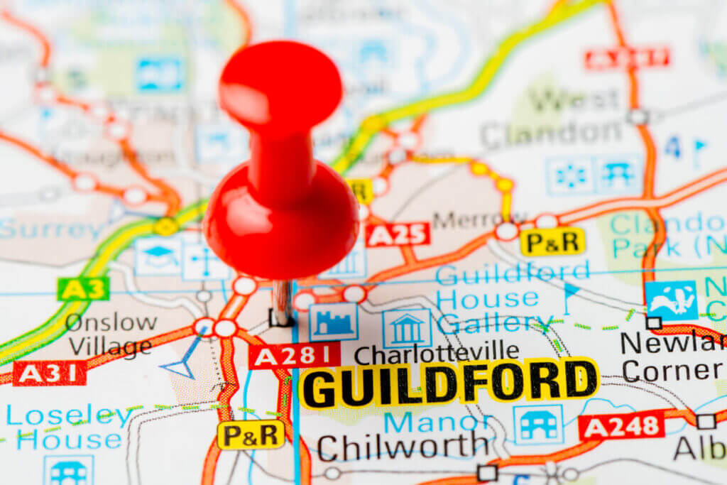 It's your time to shine – Guildford's new Leader to take position in October