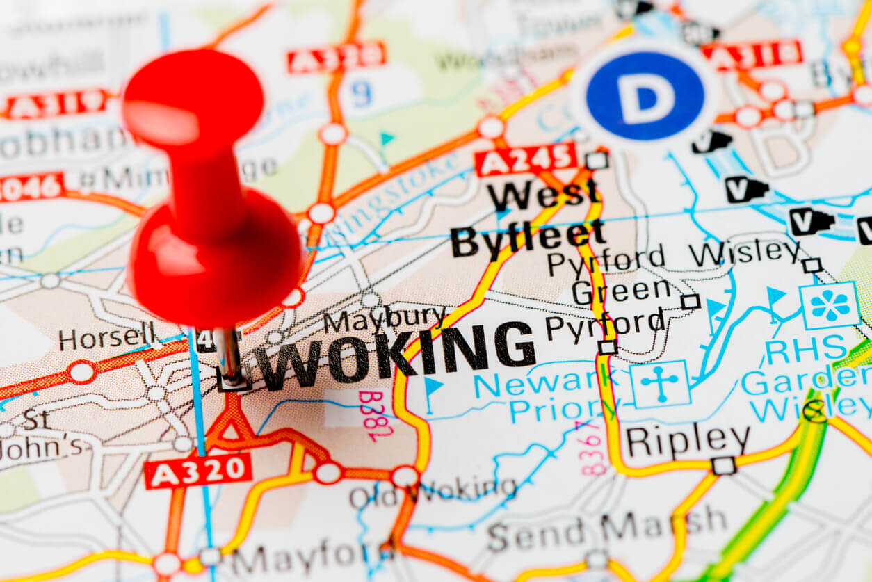 Woking's new Leader – What does this mean for Surrey's 'tallest' borough?