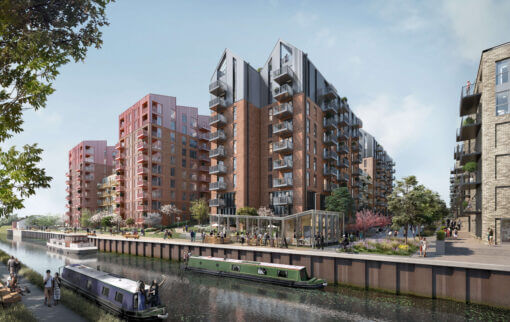 Zed Homes regeneration in London Borough of Brent gets thumbs up!
