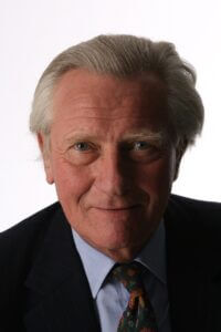 Cratus in conversation with Lord Heseltine 1