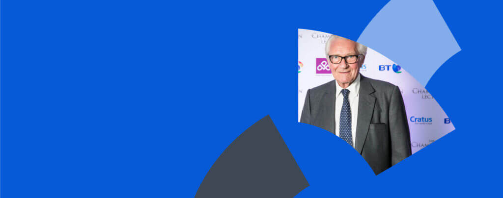 Cratus in conversation with Lord Heseltine 2