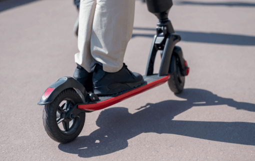Let's talk about Low Traffic Neighbourhoods and E-Scooters