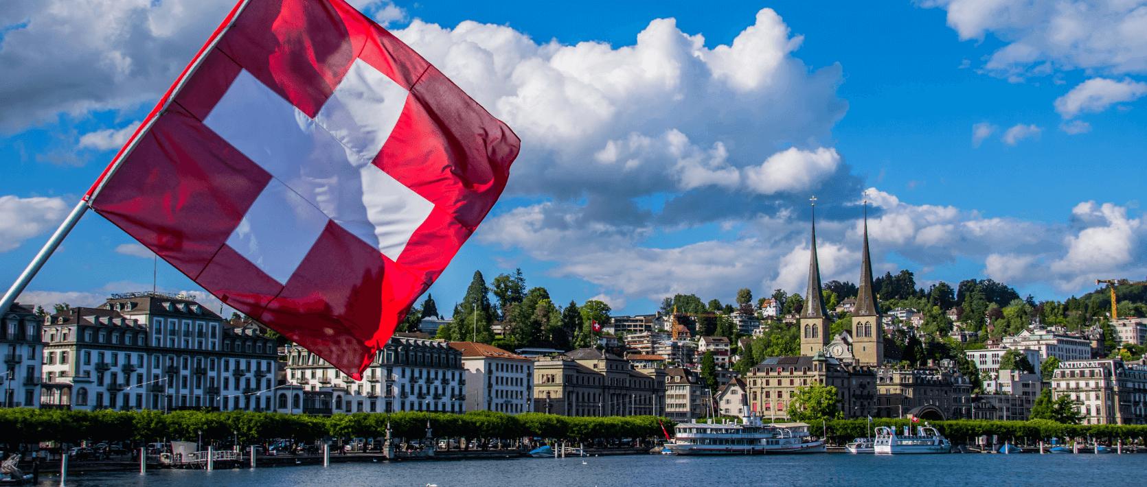 Swiss Red Flag