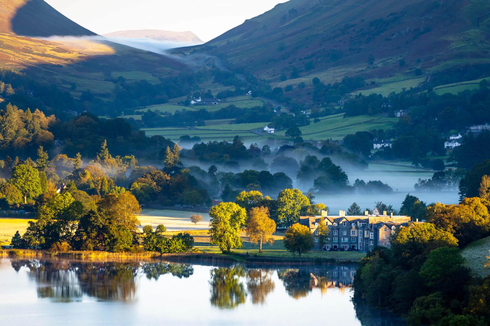 Unitarisation reshapes local government in Cumbria